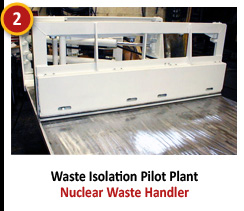 Waste Isolation Pilot Plant - Nuclear Waste Handler