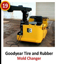 Goodyear Tire and Rubber - Mold Changer
