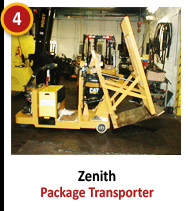 Zenith - Package Transporter