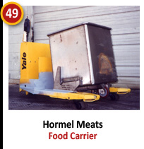 Hormel Meats - Food Carrier