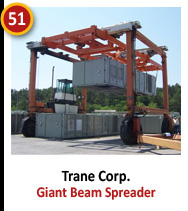 Trane Corp. - Giant Beam Spreader