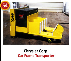 Chrysler Corp. - Car Frame Transporter
