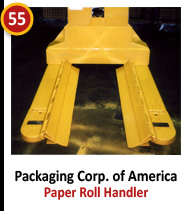 Packaging Corp. of America - Paper Roll Handler