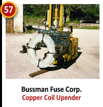Bussman Fuse Corp. - Copper Coil Upender
