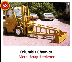 Columbia Chemical - Metal Scrap Retriever