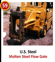U.S. Steel - Molten Steel Flow Gate