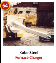 Kobe Steel Furnace Charger
